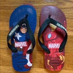 Marvel kids Flip Flops
